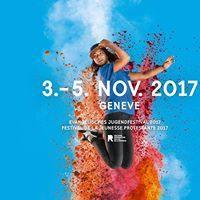 Festival de la Jeunesse Protestante à Genève 2017